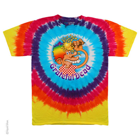 Grateful Dead Men's Europe 72' T-Shirt