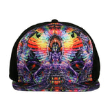 Johnathan Singer Isis Remix Fitted Hat