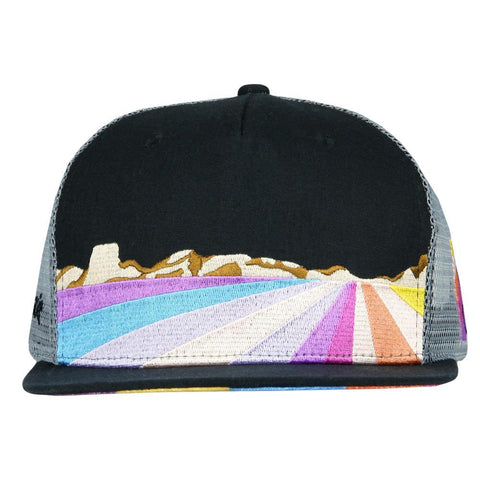 Jerry Garcia Playa Vista Mesh Snapback Hat