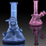 Eric Ross 4.0 Glass - CFL Color Change Mini Beaker