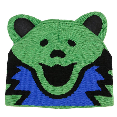 Grateful Dead Bear Beanie