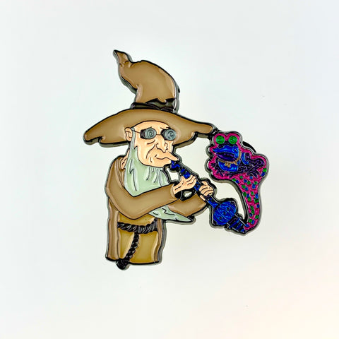 Farnsworth Holophonor (Purple) Pin