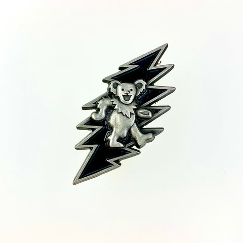 Grateful Dead - Dancing Bear Bolt Pin