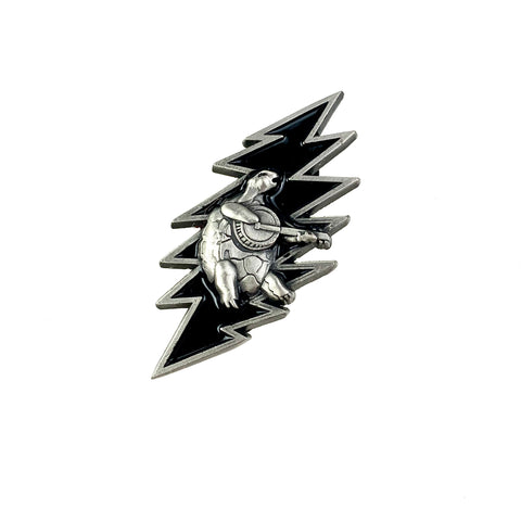 Grateful Dead - Terrapin Bolt Pin