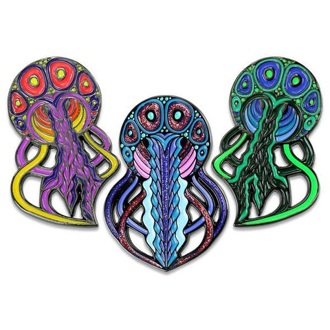 Phil Lewis - (Set) Jellyfish Pin
