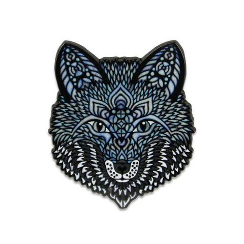 Phil Lewis - Ice Fox Pin