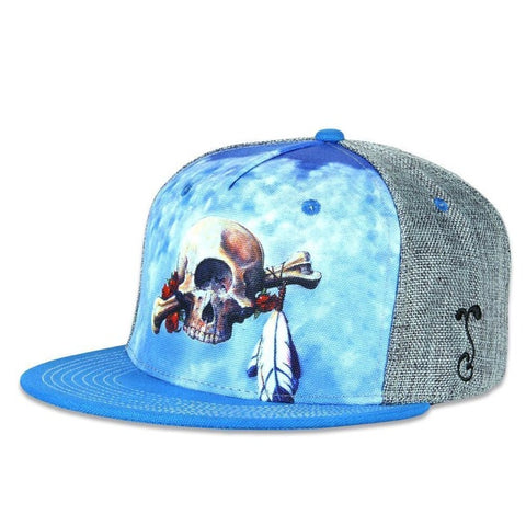 Stanley Mouse Cyclops Snapback Hat