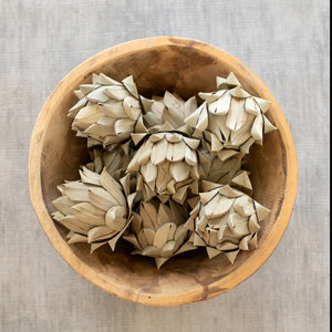 Faux Natural Artichokes