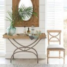 Planters Console Table