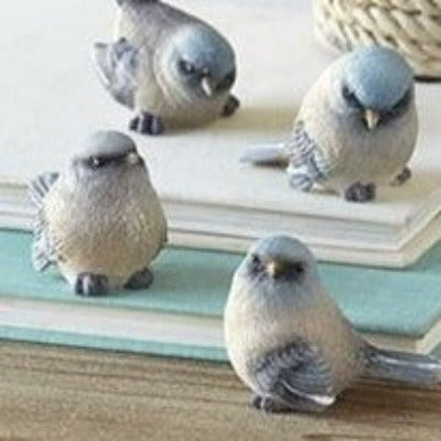 Blue Bird (set of 4 assorted)