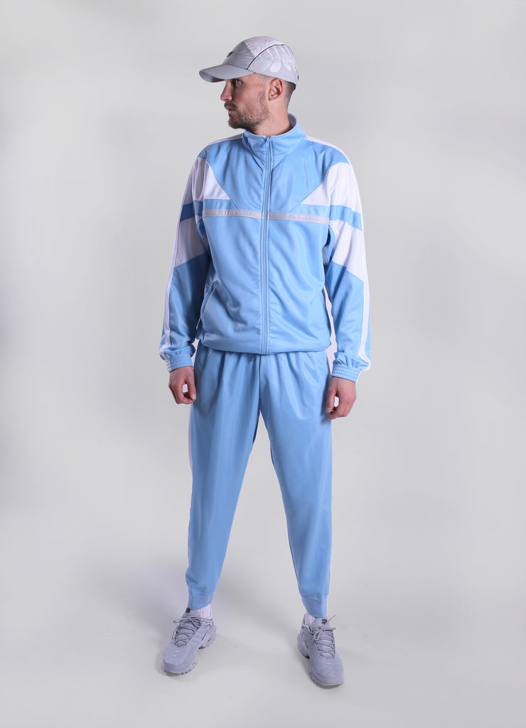 Tracksuit Light Blue Top