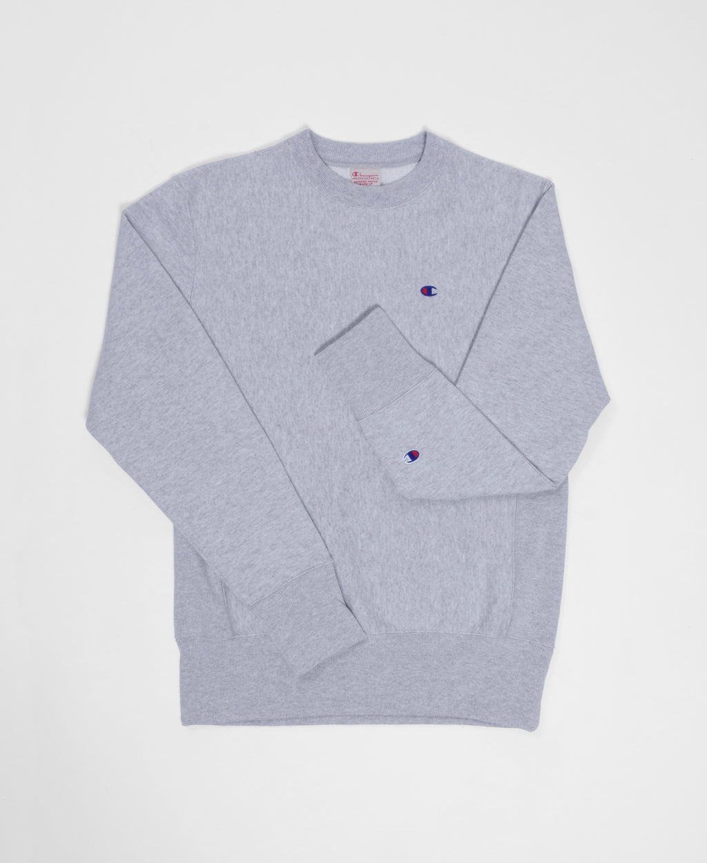 Crewneck Sweatshirt Grey