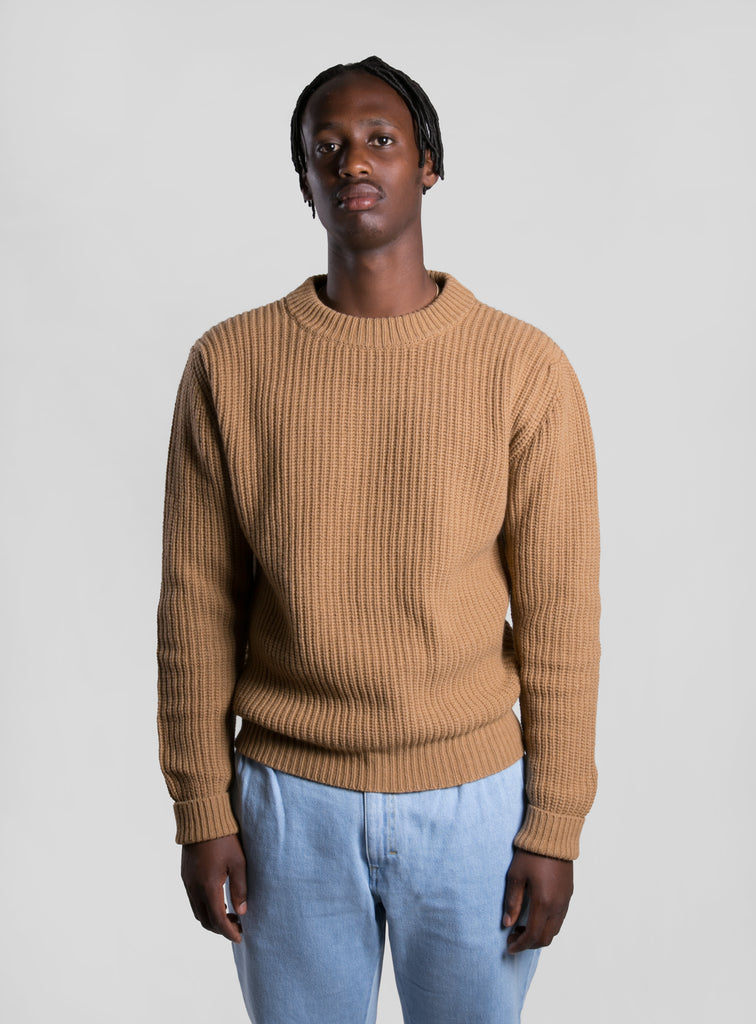 Echo Wool Camel