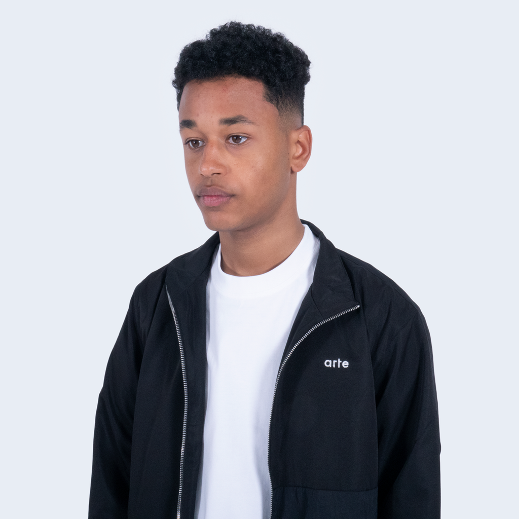 James Jacket Black