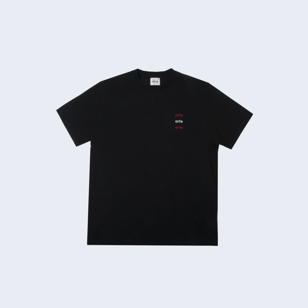 Toby Multi Logo Black