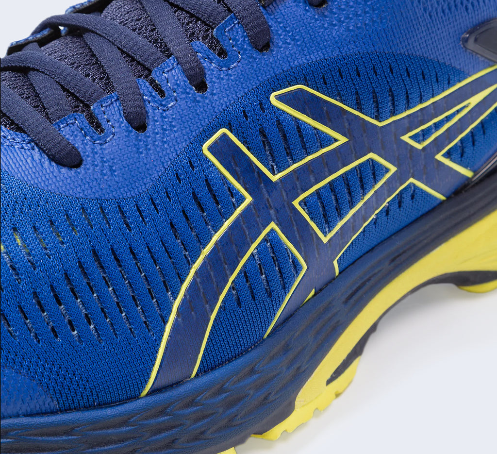 Gel Kayano 25 Blue Lemon