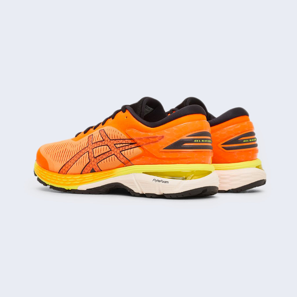 Gel Kayano 25 Shocking Orange