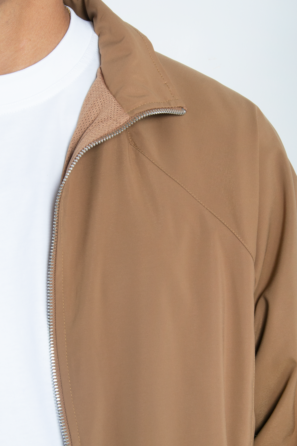 Jordan Jacket Brown