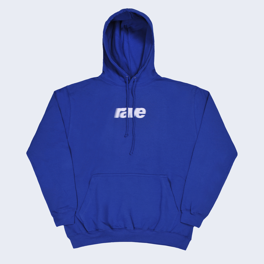Blurry Logo Royal Blue