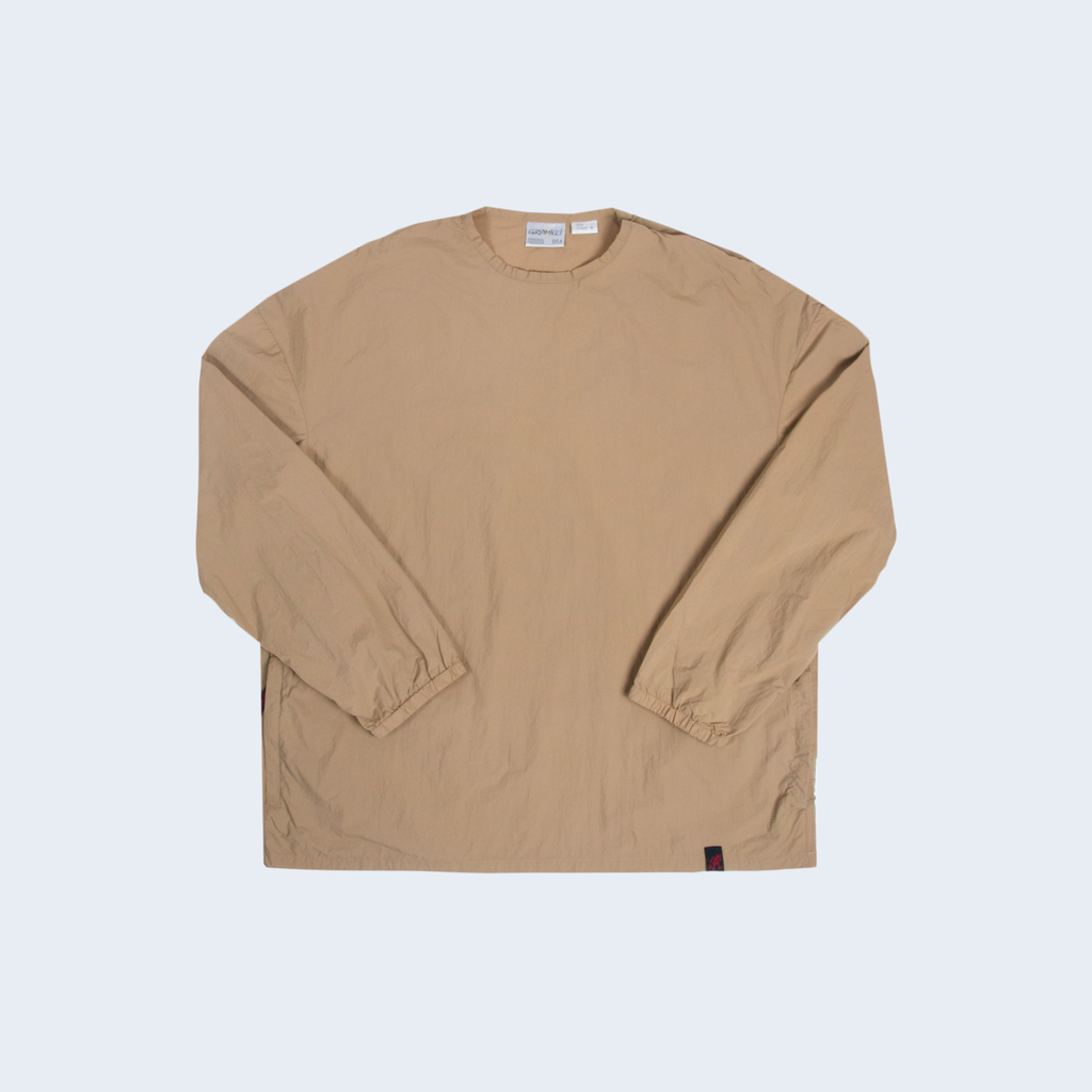 Packable Camp L/S Tee Chino