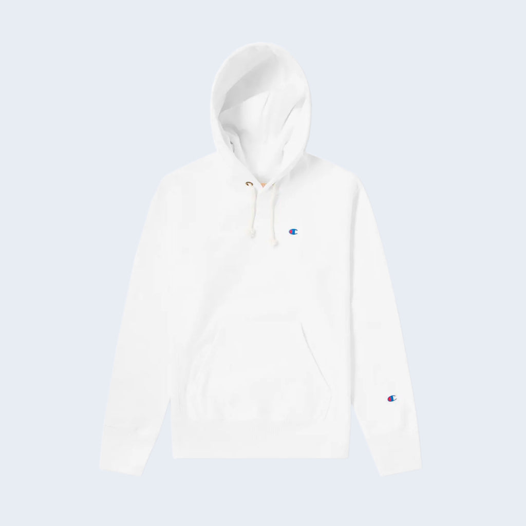 Hooded Sweatshirt White