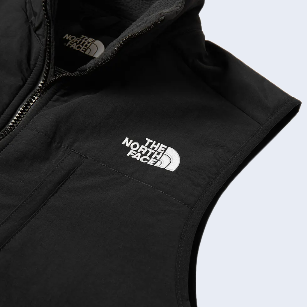 Denali Fleece Vest Black