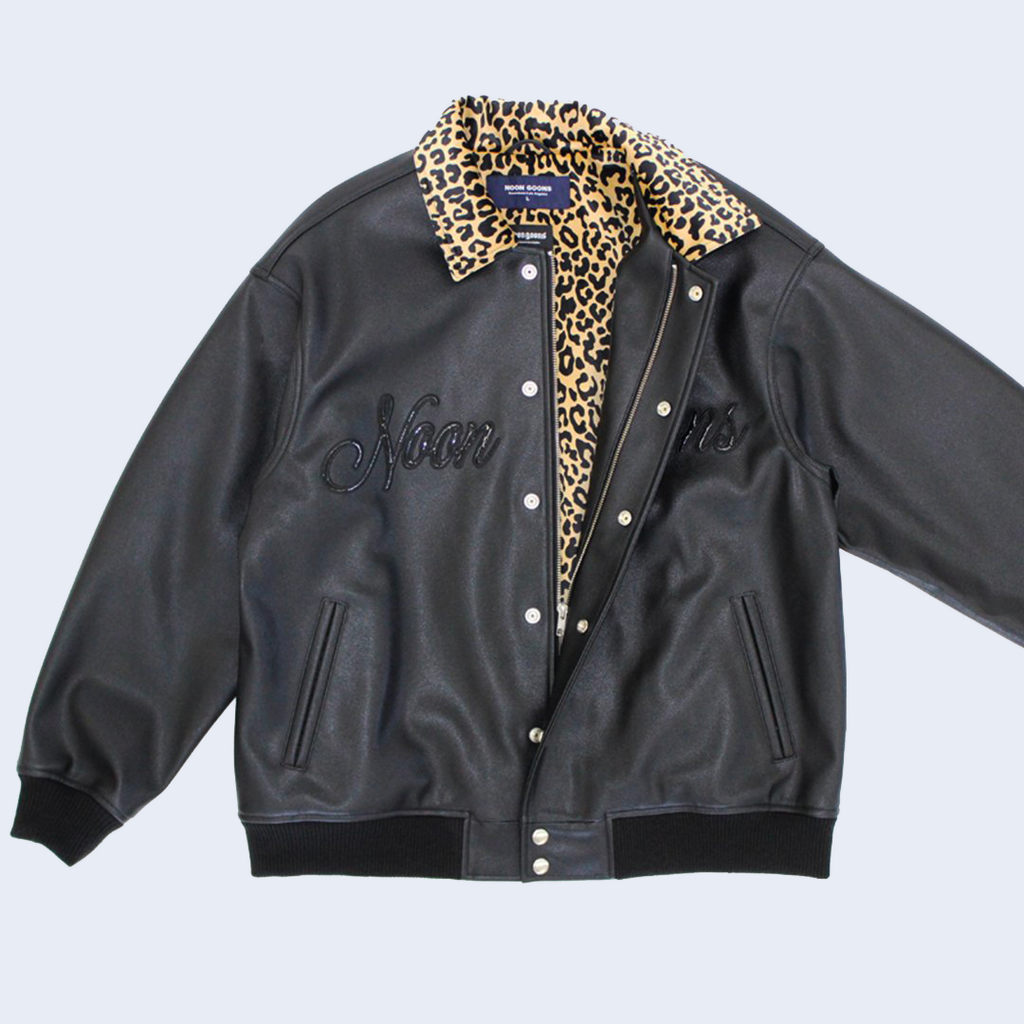 Fly By Leather Jacket