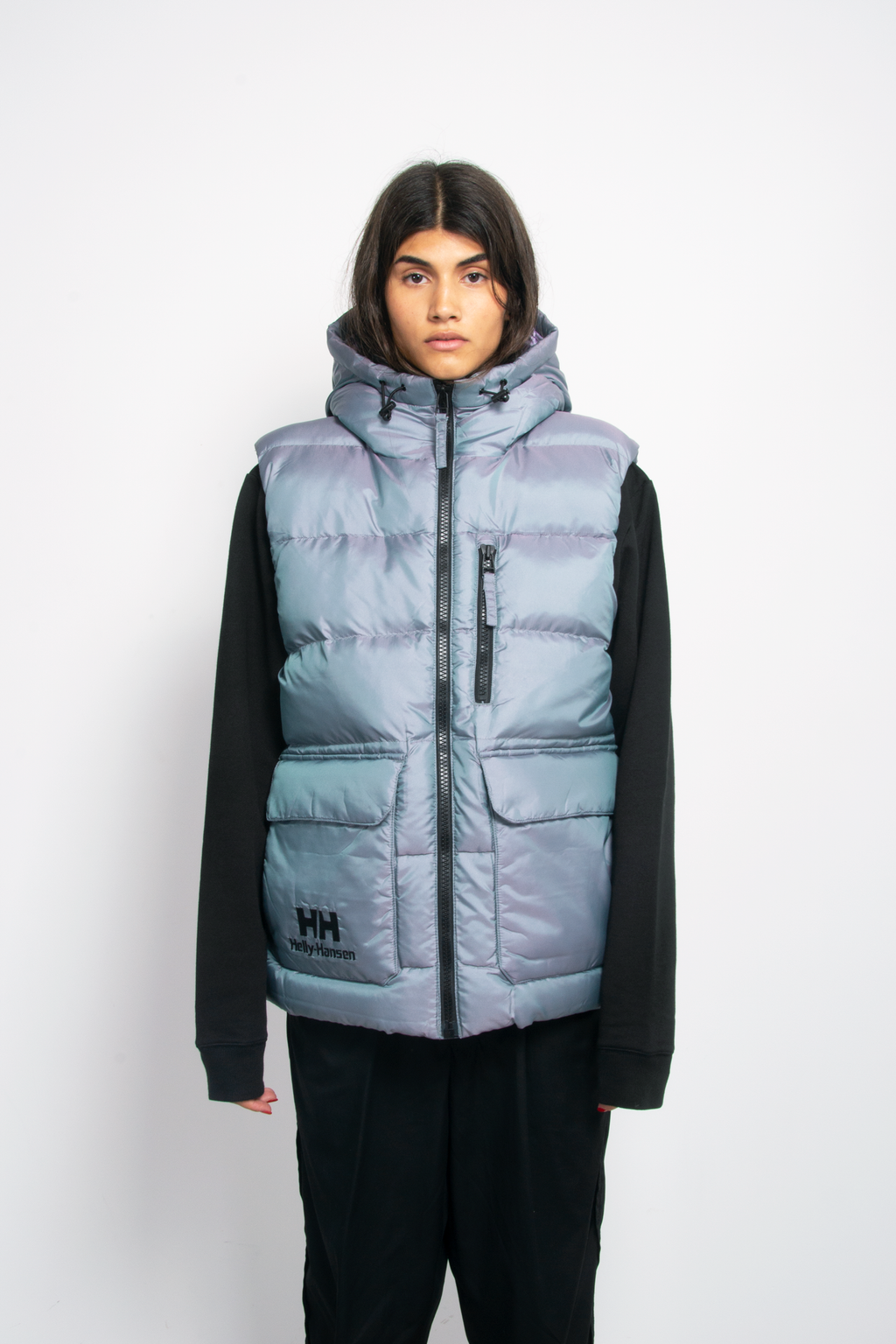 Puffy Vest Lilatech