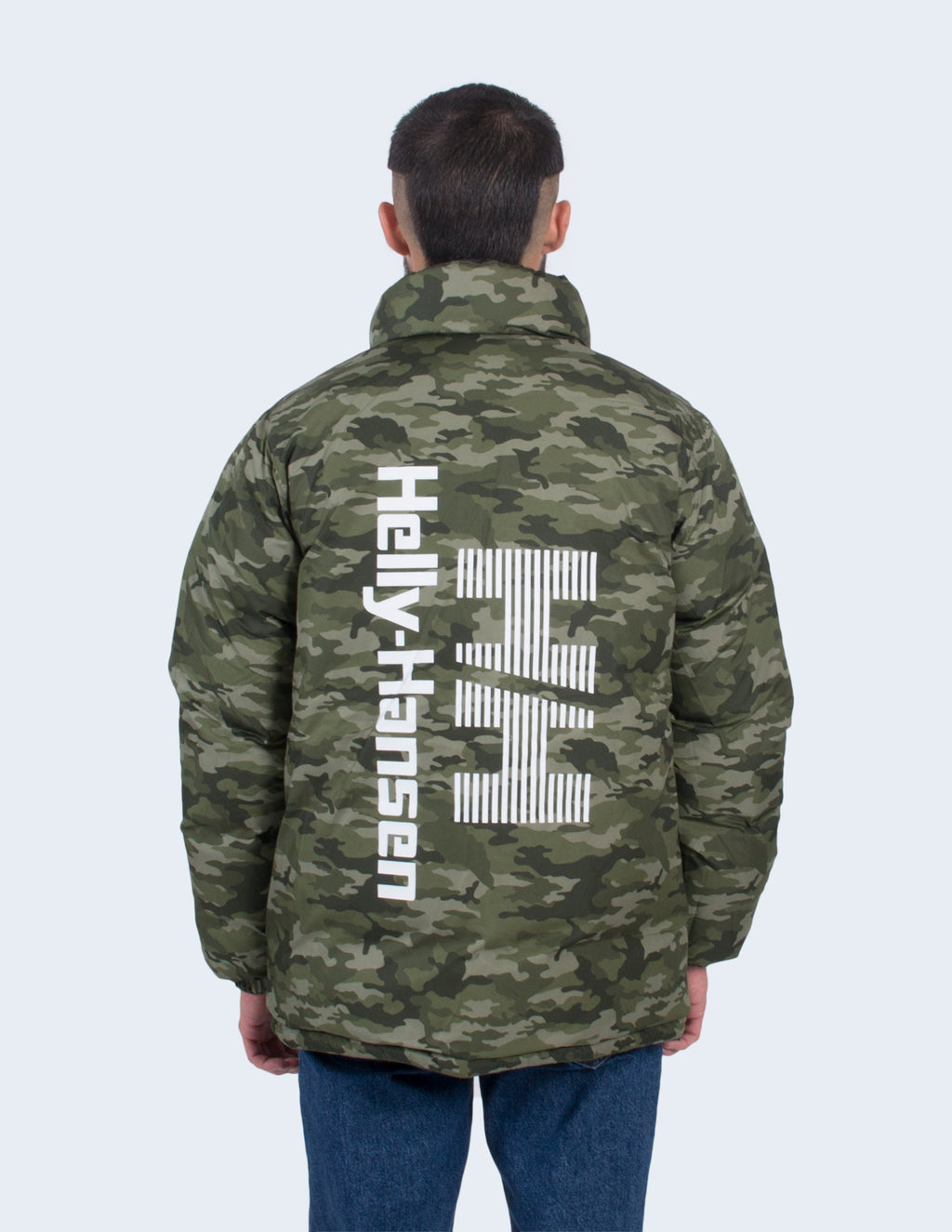77ebbab0cd5e Helly Hansen - Reversible Down Jacket – 5 PM