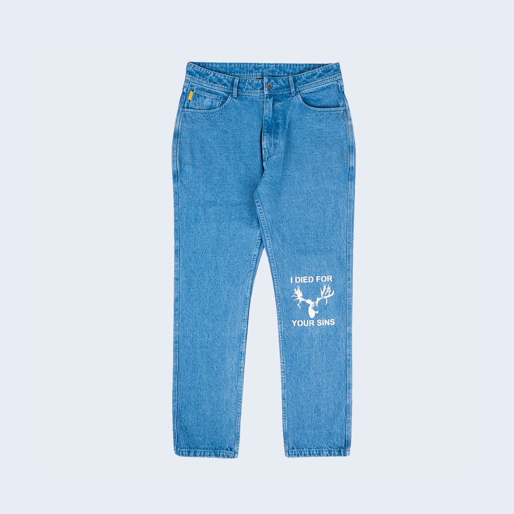 Relief Denim Pant