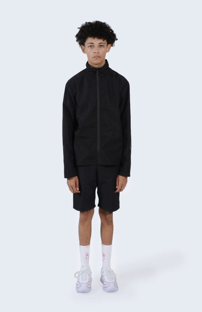 Tennis Short Black