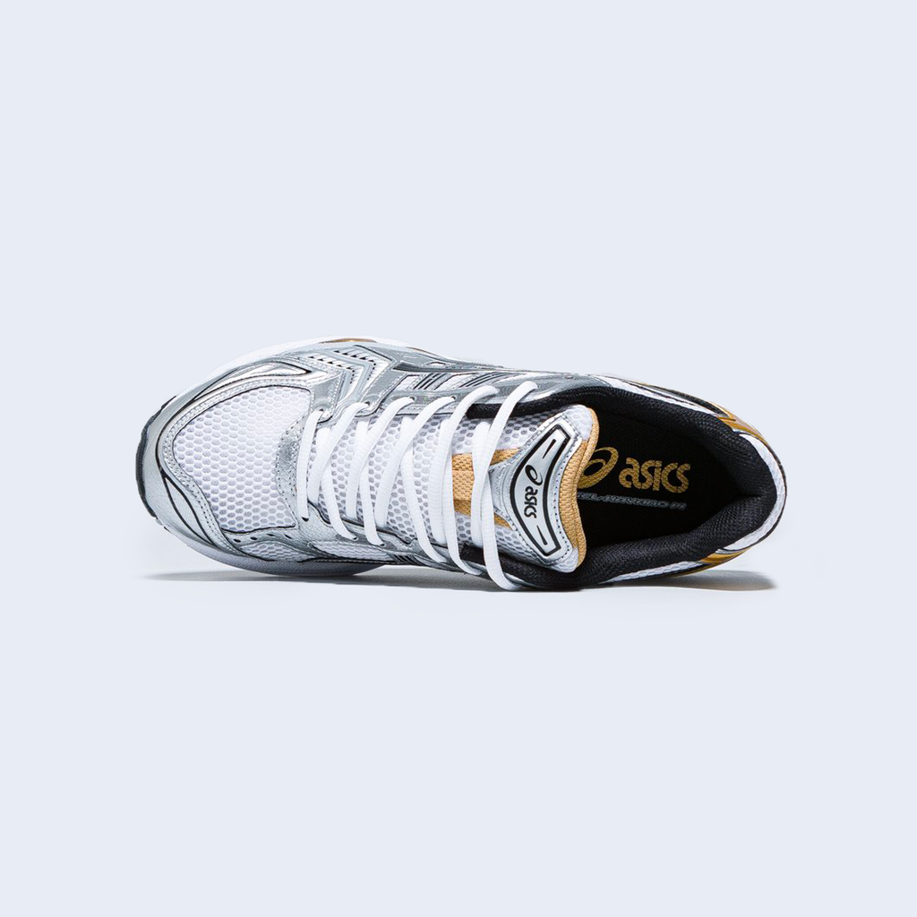Gel Kayano 14 White / Pure Gold