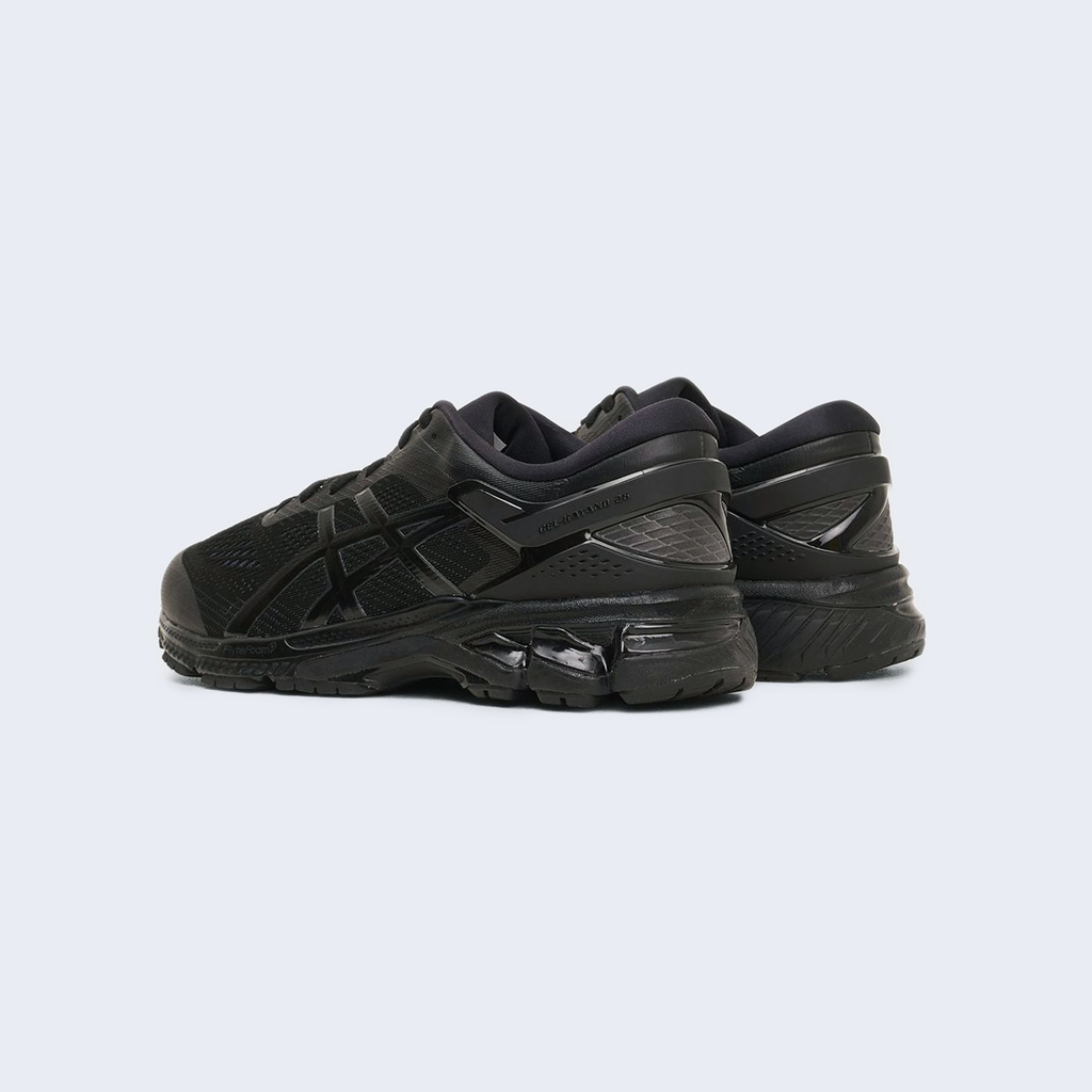 Gel Kayano 26 Black / Black