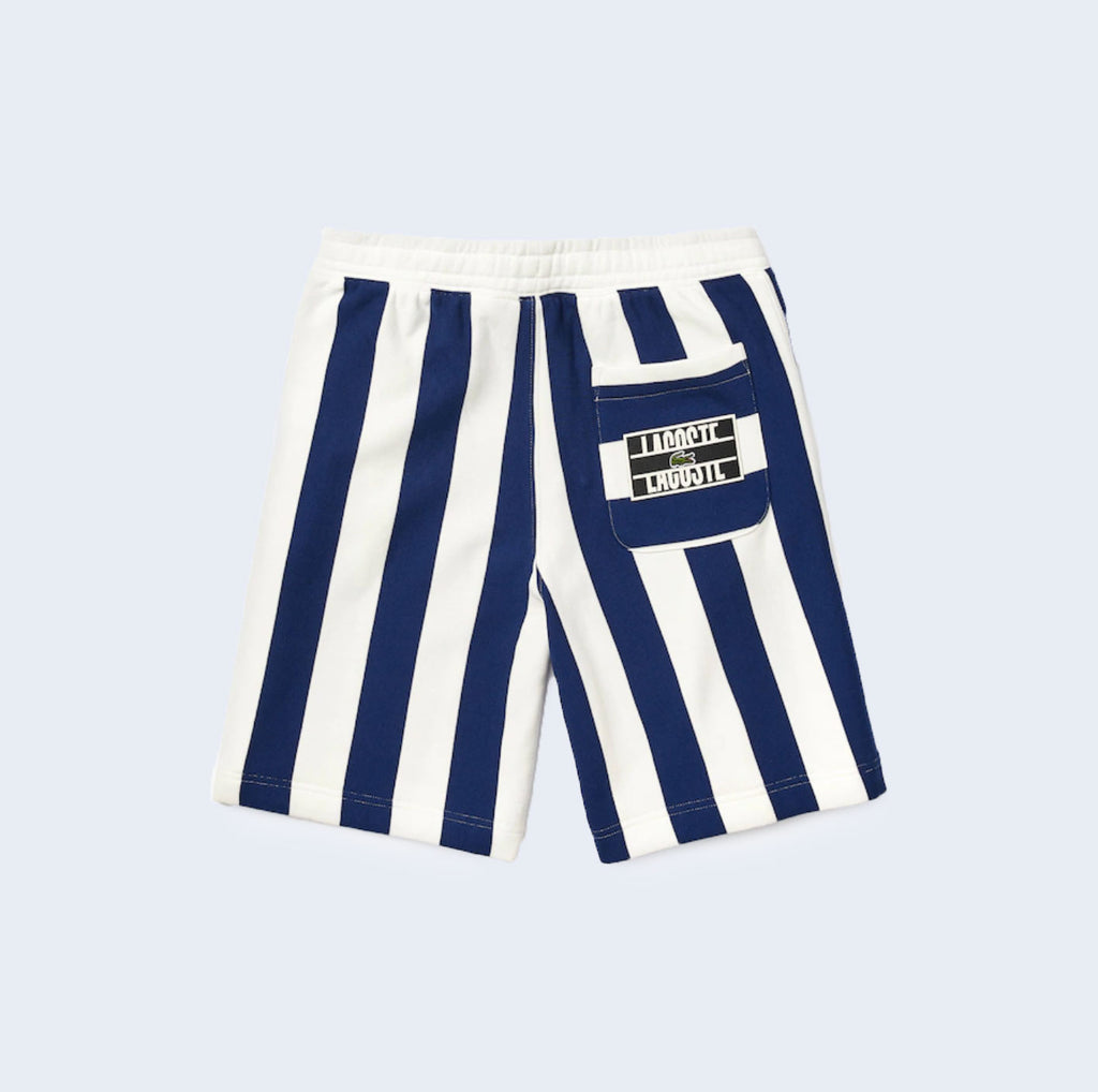Short Stripes Blue/White
