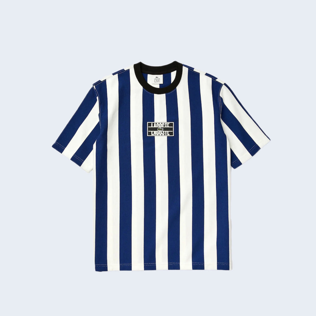 Tee Stripes Blue