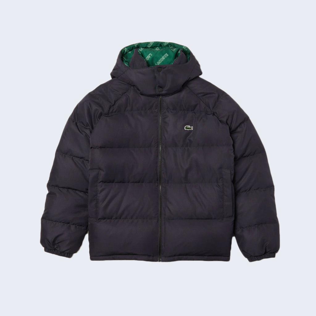 Reversible Puffer Navy / Green
