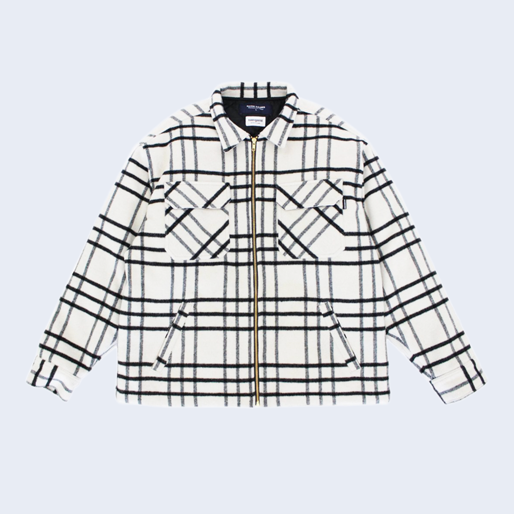 Brigade Jacket Plaid