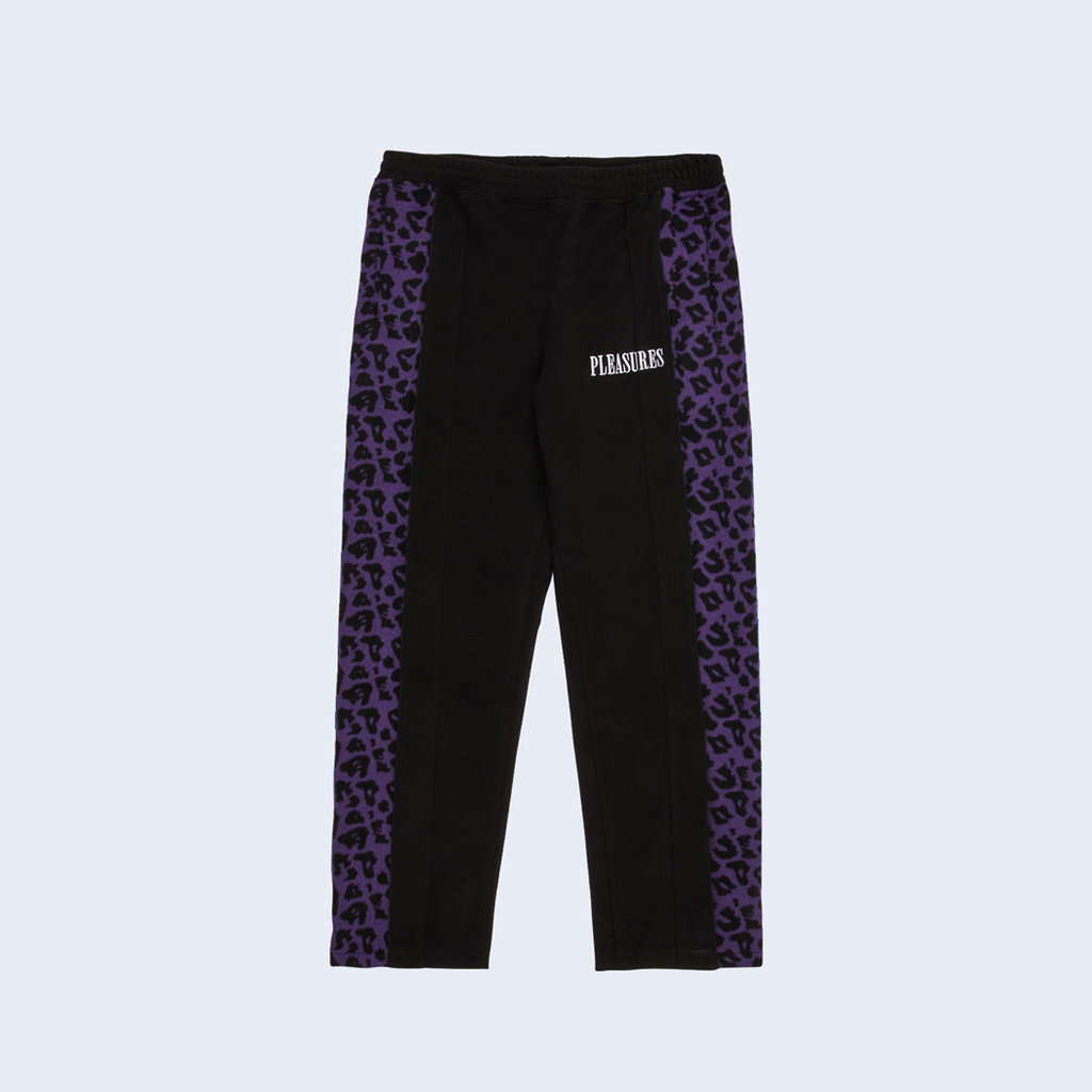 Memories Velour Pant Black