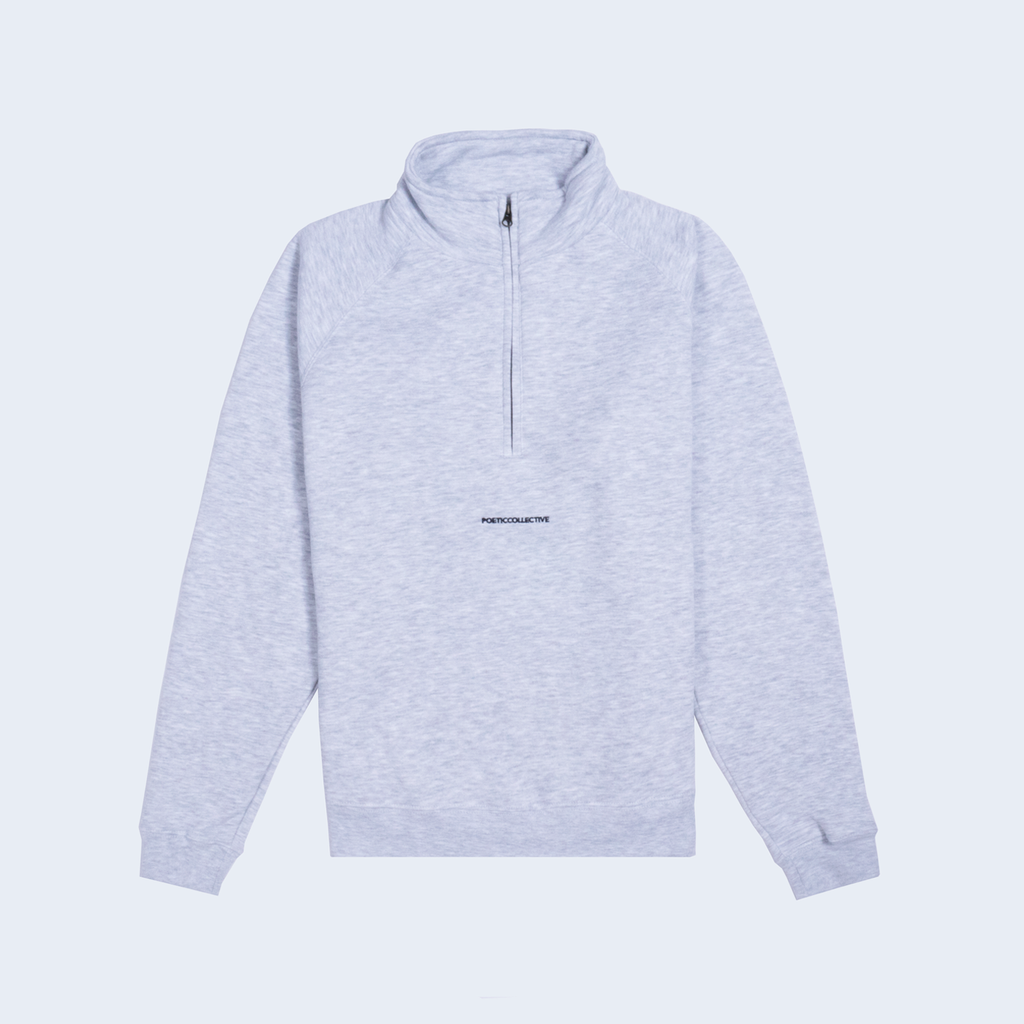 Flock Transfer Half-Zip