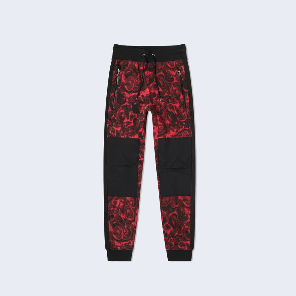 94 Rage Classic Fleece Pant Rose Red