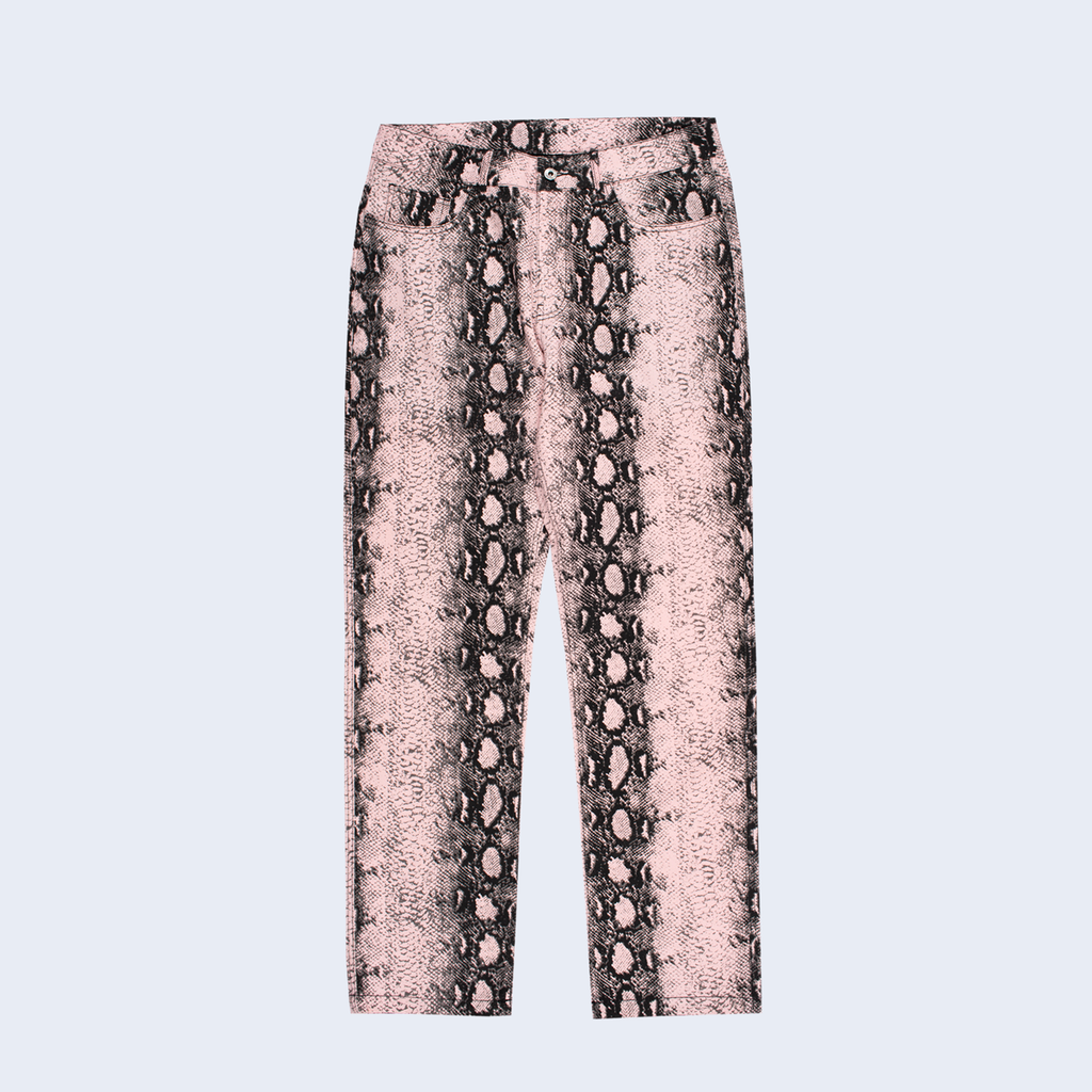 Intercourse Snakeskin Pink