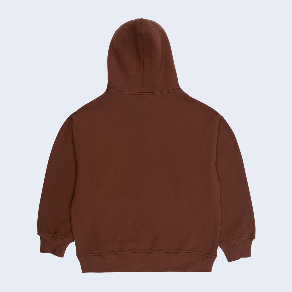 Vulgar Hoody Brown