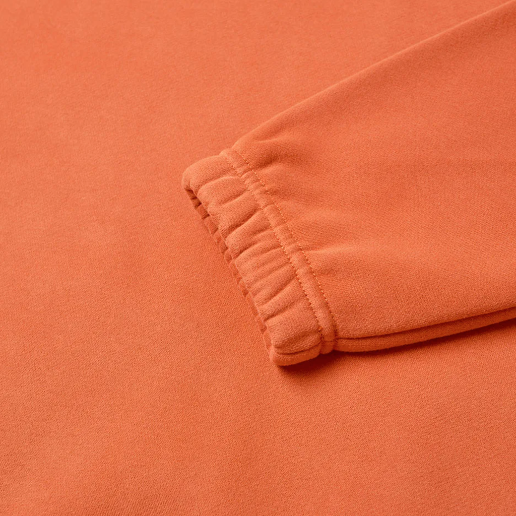 Harmony Quarter Zip Orange
