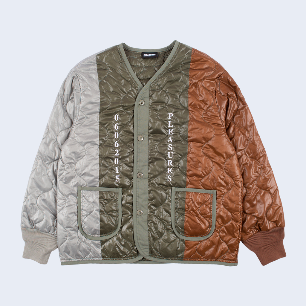 Misery Quilted Jacket