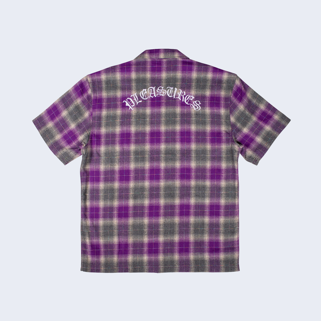 Shadow Plaid Shirt