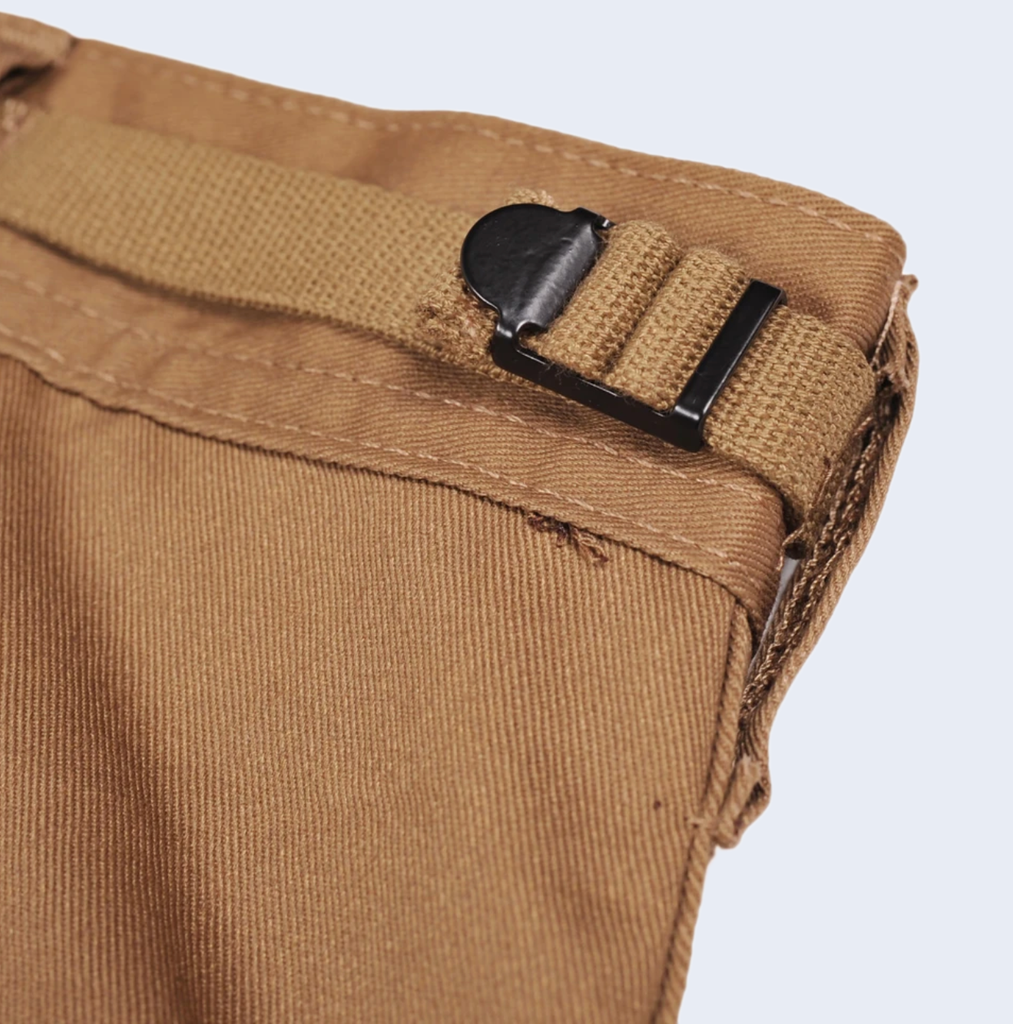 Summit Cargo Pant Light Brown