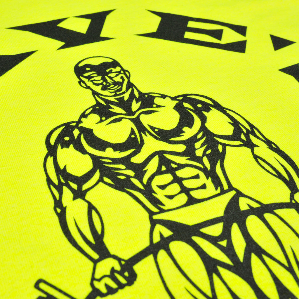 Rave's Gym Safety Yellow