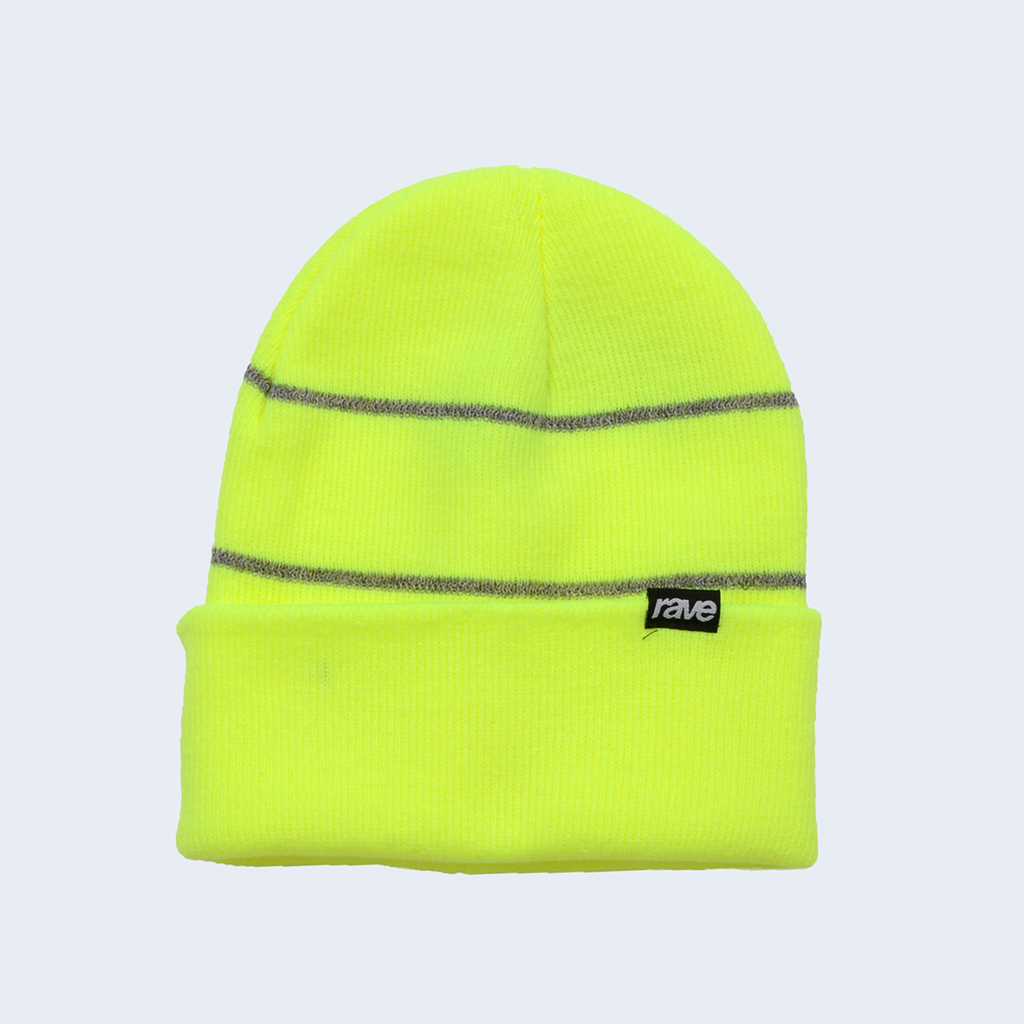 3M Beanie Safety Yellow