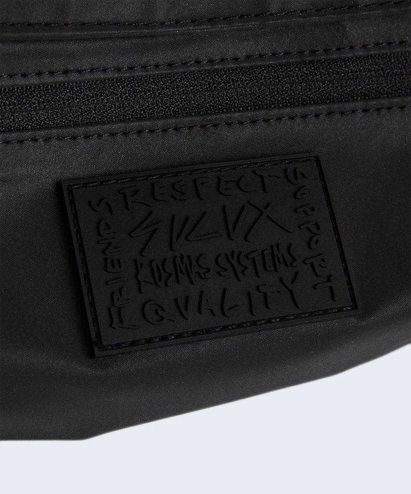 Black Reflective Bag
