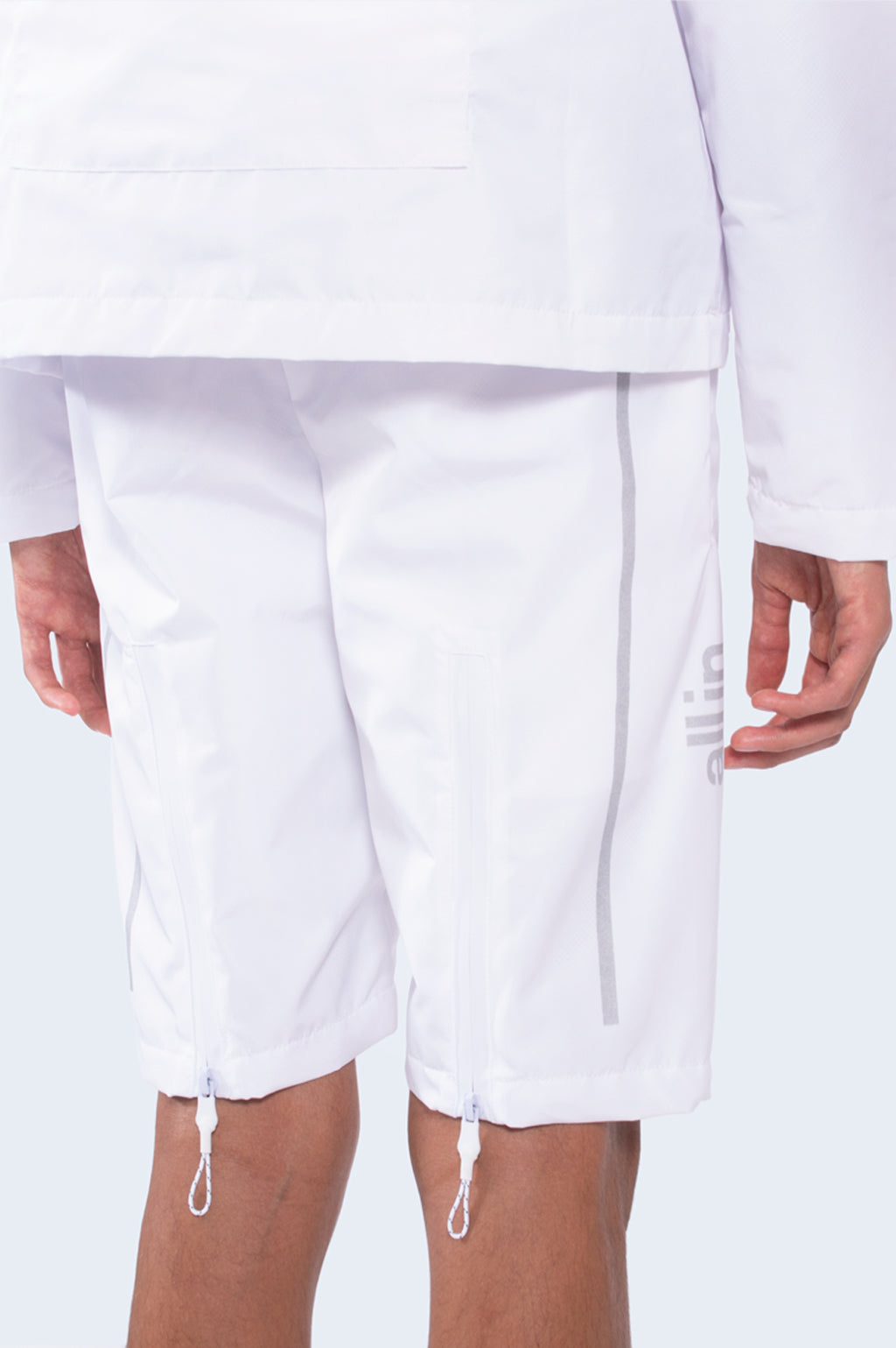 Tennis Short White